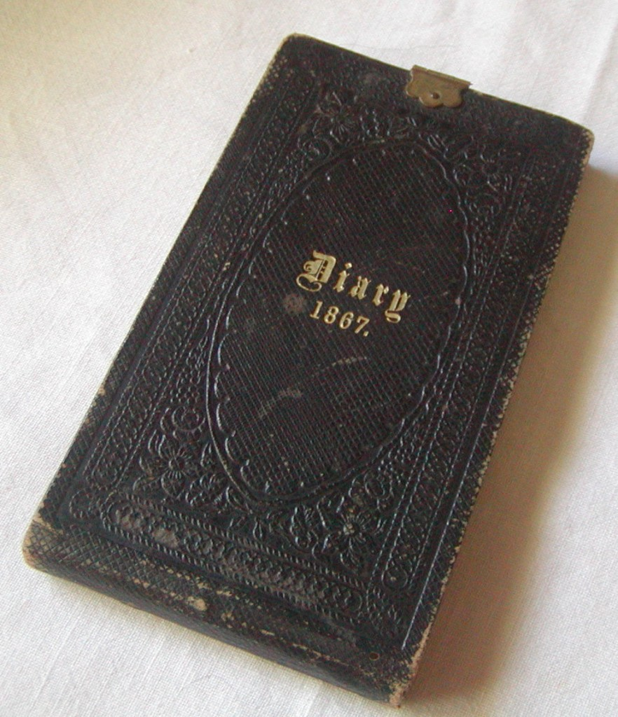 Nancy Ward's 1867 Diary